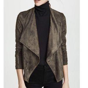 BB Dakota suede jacket new w/ tags